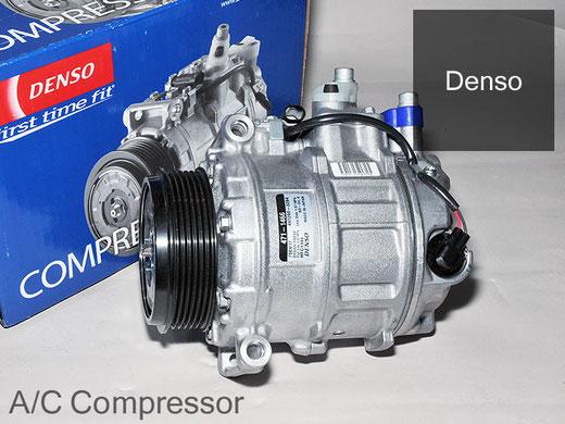 ベンツ SLクラス R230 エアコン(AC) コンプレッサー 後期用