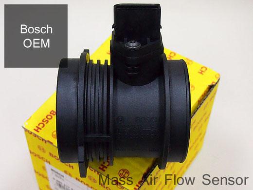 ベンツ SLKクラス R170/W170 エアマスセンサー V6 M112 エンジン用