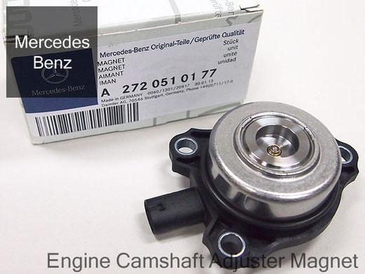 ベンツ SLクラス R230 カムシャフトアジャスターマグネット(アングルセンサー) M272 M273 エンジン用