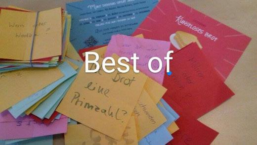 Best of: 20:00 Uhr | Tapetenwerk, Haus K, Büro Texterkolonie | Eintritt: 3 €