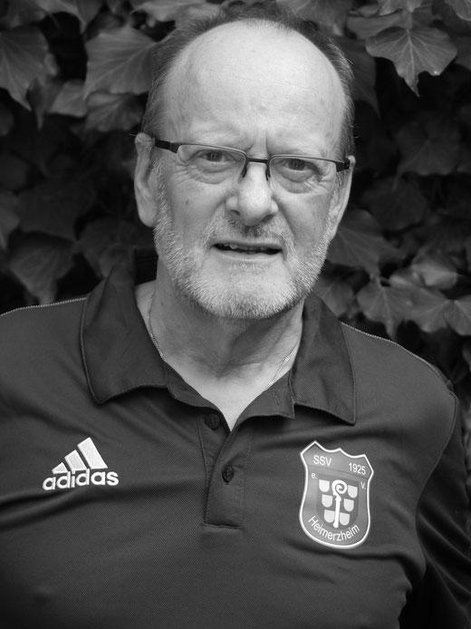 Günter Tappeser (verstorben am 23. Februar 2020) Foto: SSV Heimerzheim