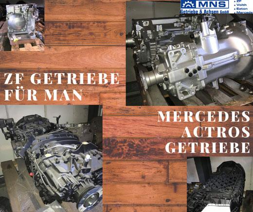 ZF Getriebe Reparatur