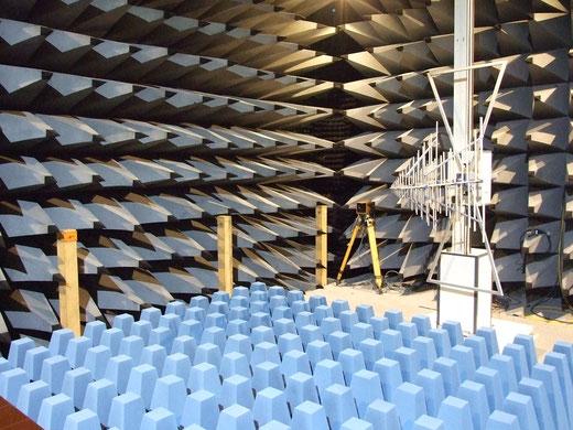 EMV Prüflabor und Testzentrum für Klima- und Mechanikprüfungen