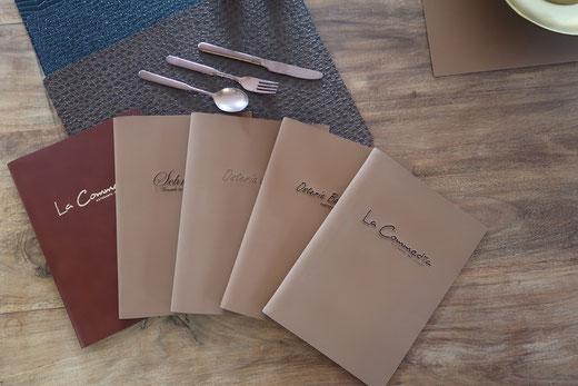 Speisekarten menuekarten