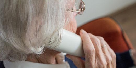 Neue Masche der Telefonbetrüger (Symbolbild)