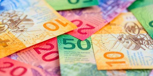 499 Millionen Franken Ertragsüberschuss im Kanton Zürich im 2020. Bild: Adobe Stock