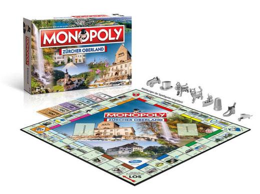 Wieder erhältlich: Monopoly Zürcher Oberland. Bild: zueriost.ch