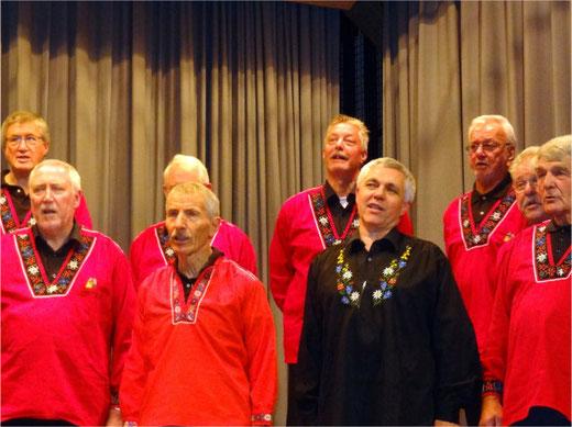 2020 feiert der Männerchor Gossau-Ottikon seinen 175. Geburtstag. Bild: zvg