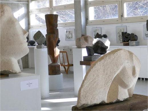 Beeindruckende Kunstsammlung für die Öffentlichkeit zugänglich: Sammlung Lipsi in Hinwil. Bild: zvg