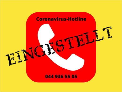 Die Gemeinden gehen in Telefon-Normalbetrieb über. Bild: bunts.ch