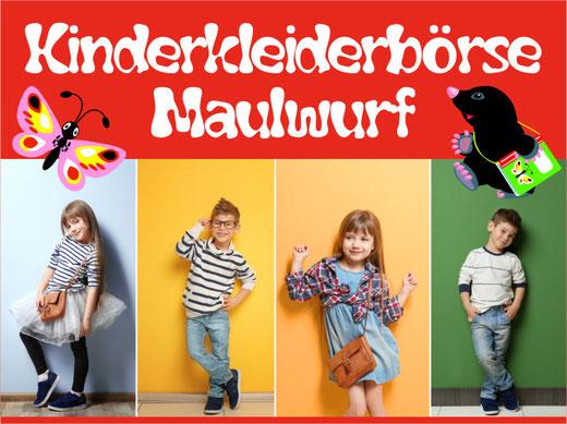 Wieder offen: Kinderkleiderbörse Maulwurf in Gossau. Bild: bunts.ch