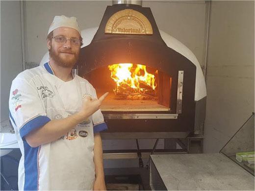 Möchte in Gossau einen Pizza-Take-away mit Lieferservice eröffnen: Sandro Setteducati.