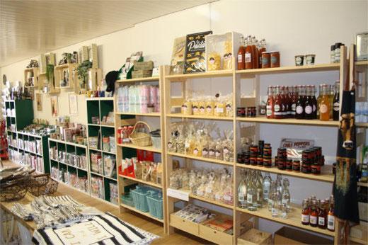Viel Auswahl und tolles Ambiente: der Hofladen von Cordula Messerli in Gossau ZH. Bild: Isabella Schütz