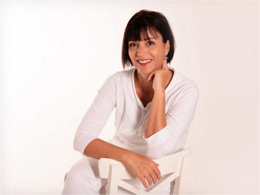 Yvonne Wälti von Beauté des prés. Bild: zvg