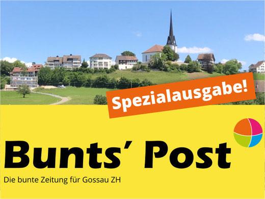 Ende August gibt's eine Spezialausgabe. Bild: bunts.ch