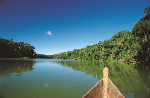 Manu Nationalpark erleben mit PERUline