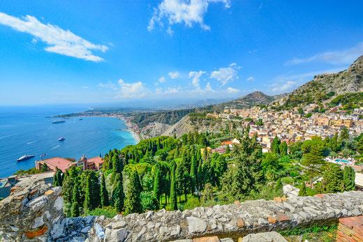 Taormina, Sizilien, Foto: pixabay