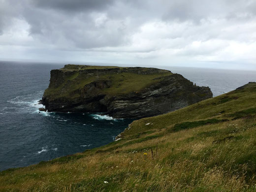 Foto © Margot S. Baumann: Tintagel