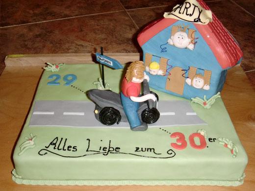Torten Zum Runden Geburtstag In Ganserndorf Bei Wien Tanja S