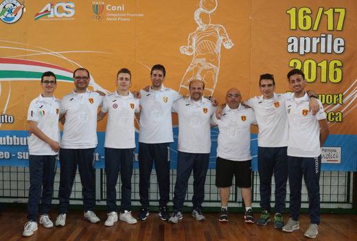 Lo storico Messina Table Soccer promosso per la prima volta in Serie B