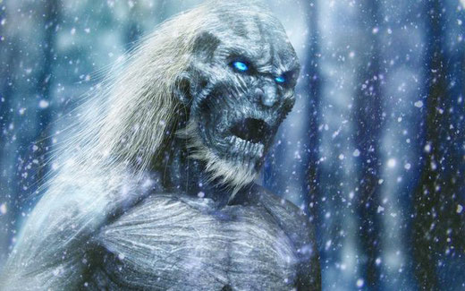 VERLANGE: Bedingungslose Unterwerfung. BIETE: ewigen Winter und Tod.