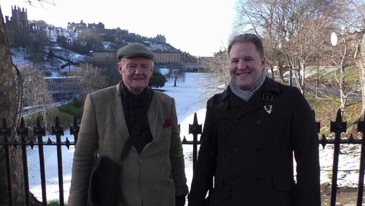 Walk with the Ushers, discover Edinburgh's history