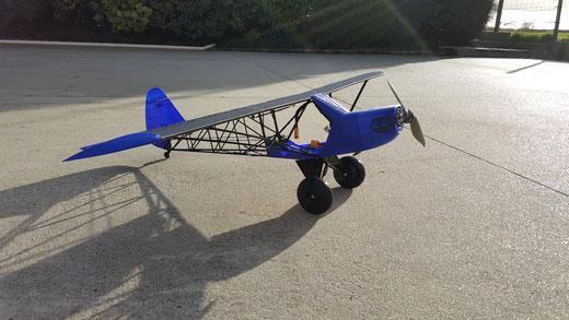 Impression avion 3D
