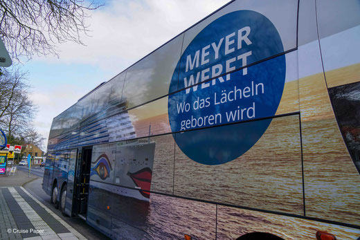 Meyer Werft Transfer Bus