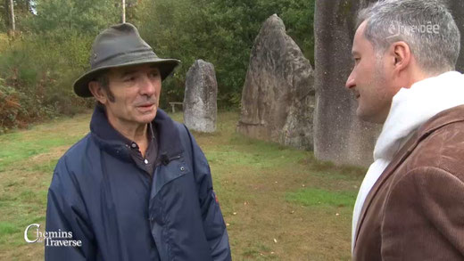 """Extrait de l'émission """"Chemins de traverse"""" - TV Vendée - 24-11-2017"""
