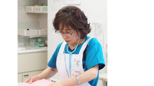 当院看護師の写真