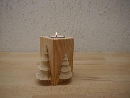 Teelicht (Foto D. Mohr)