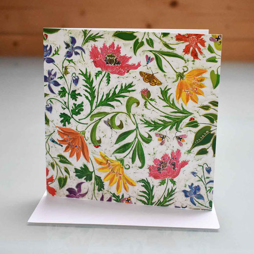Trade order greeting cards marie therese king batik art my cards tell part of the story about the love i have for the countryside and the wildlife that dwell in it i love designing cards from my original batiks m4hsunfo