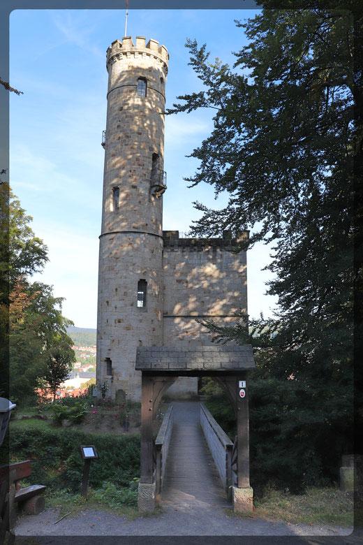 Tillyschanze oberhalb von Hann. Münden