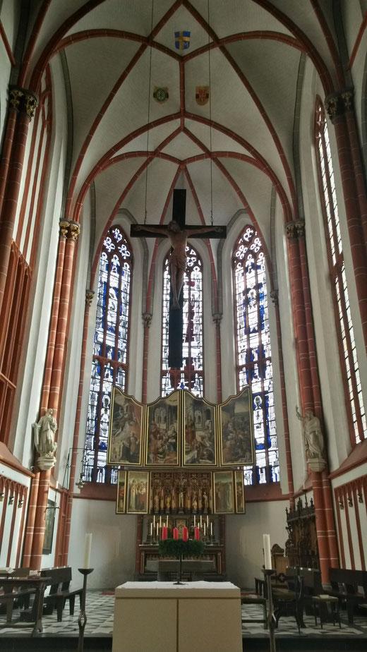 Katholische Pfarrkirche St. Peter und Paul in Kranenburg
