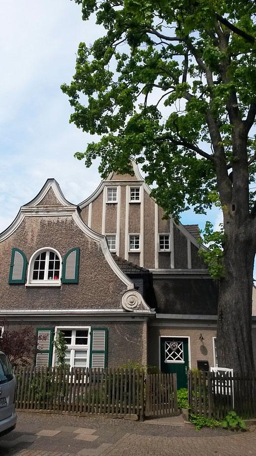 Architektur auf der Margarethenhöhe