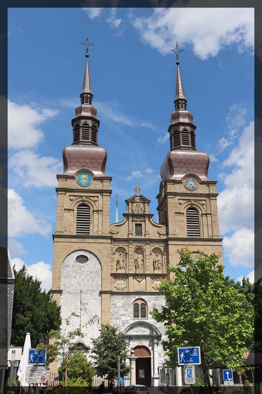 Barockkirche in Eupen