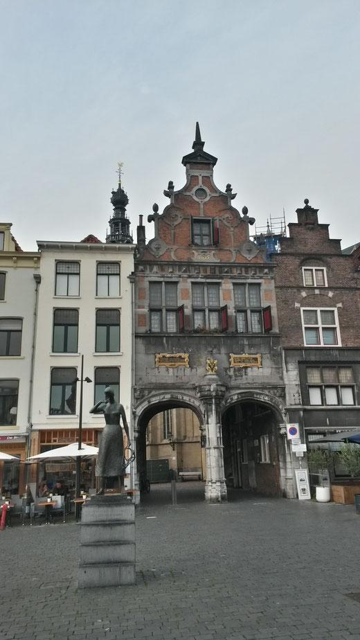 Altstadtwinkel in Nijmwegen
