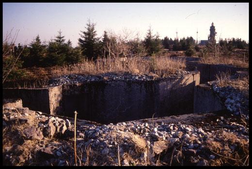 Hornisgrinde Bunker