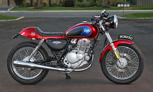 Suzuki Kits - ResurrecXion Cycles Inc  Retro Helmets and