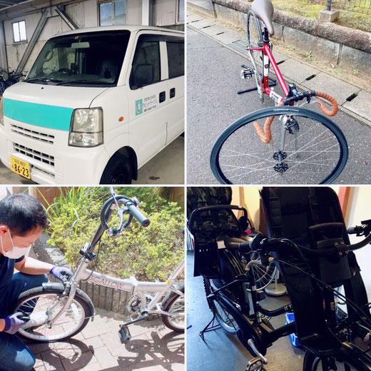 パンク 出張 自転車 修理 自転車がパンクしたときの修理代はいくら?相場と安く直す方法とは