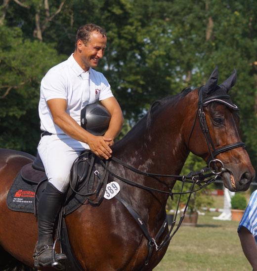 Steffen Buchheim 2018 in Königsborn. Foto: Alpha-Report
