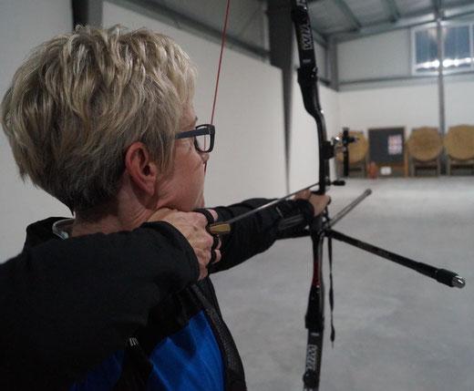 Bogenschützen zielen nicht aufs Schwarze, sondern auf die goldene Mitte. Foto: Alpha-Report