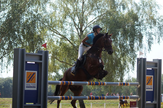 Joan Wecke (Archivfoto) ist Landesmeisterin bei den Junioren. Foto: Alpha-Report