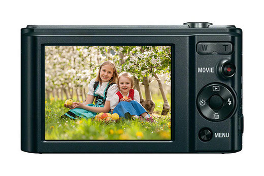 Leinendruck von Fotos aus Digitalkamera