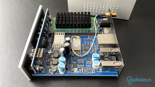 Pro-Ject Stream Box S2 Ultra - Praxistest  auf www.audisseus.de / Foto: Fritz I. Schwertfeger