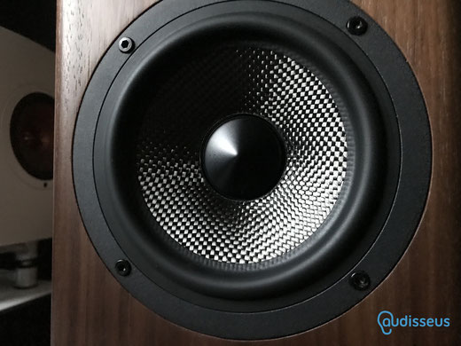 Acoustic Energy AE500 / Praxistest auf www.audisseus.de / Foto: Fritz I. Schwertfeger / www.audisseus.de