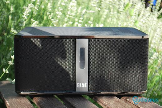 Elac Discovery Z3 / Praxistest auf www.audisseus.de / Foto: Fritz I. Schwertfeger / www.audisseus.de
