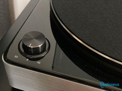 Elac Miracord 60 / Praxistest auf www.audisseus.de / Foto: Michael Gorny / www.audisseus.de