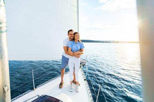 Kreuzfahrten - Hochzeitsreise, Flitterwochen, Traumurlaub mit Deinem Reisebüro