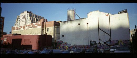 New York Soho 1995